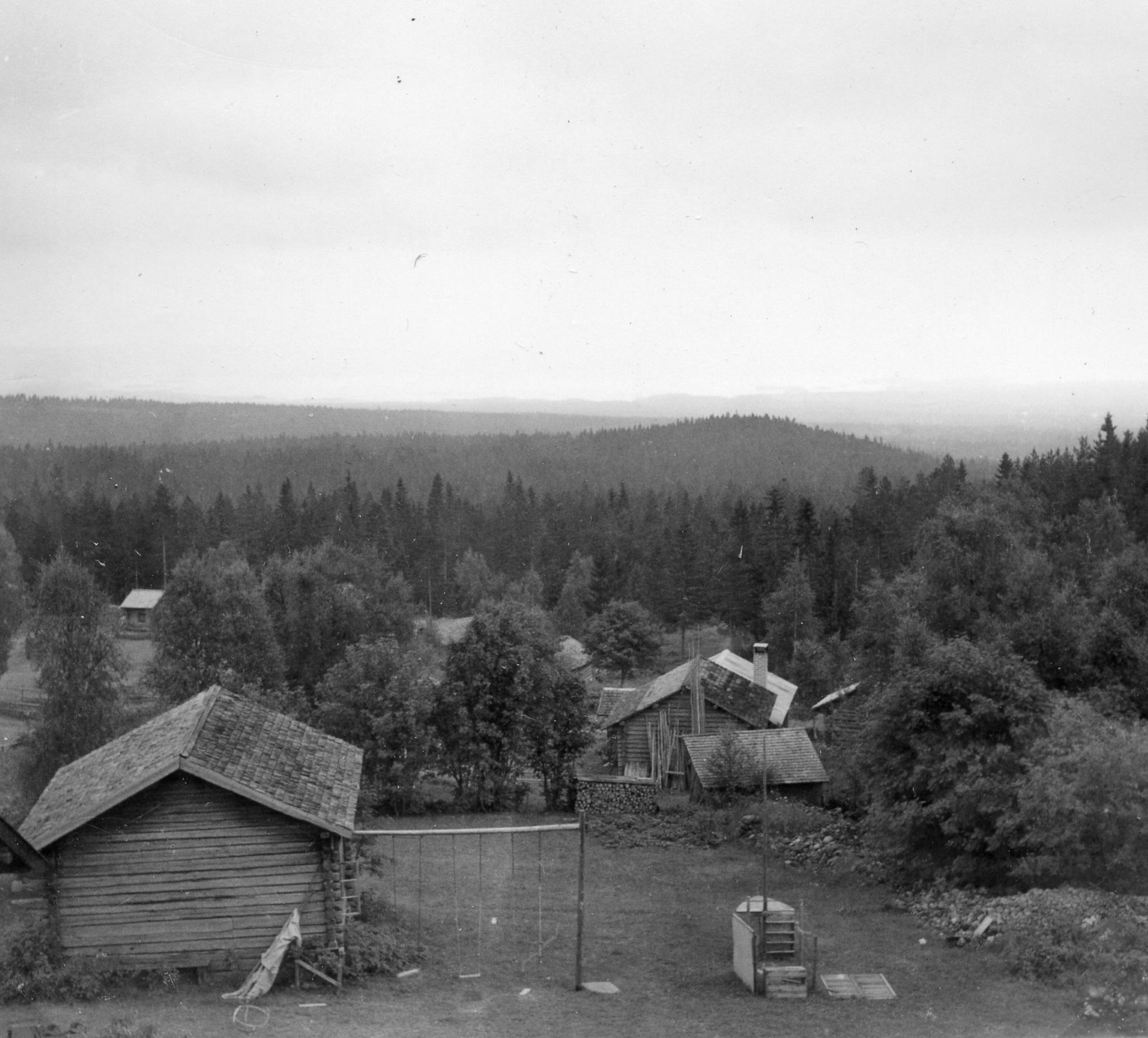 Utsikt från Fryksås