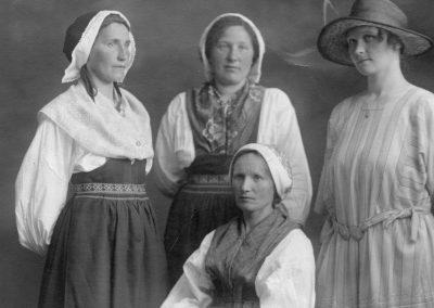 Fyra kvinnor