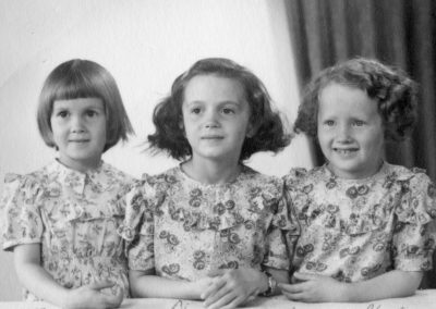 Beda, Siv och Ann-Marie