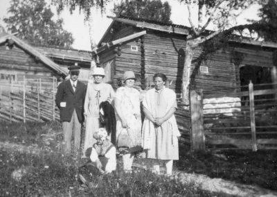 Vid Ankarkronas gammelgård
