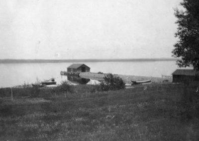 Ångbåtsbryggan