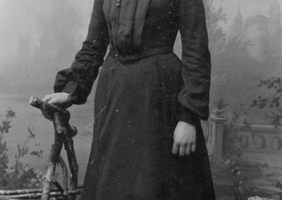 Kvinna 1904
