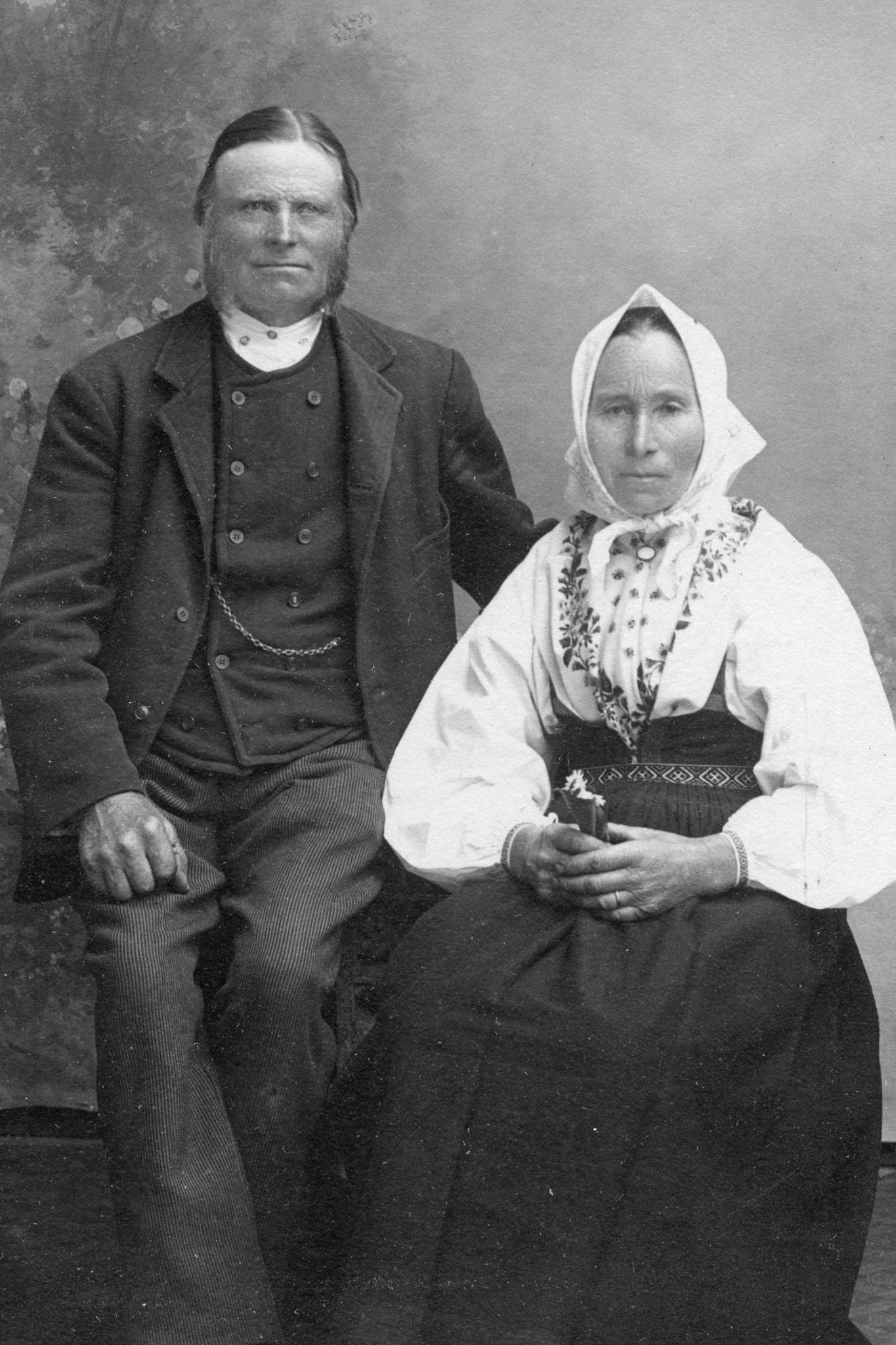 Krång Anders och Bråmå Karin