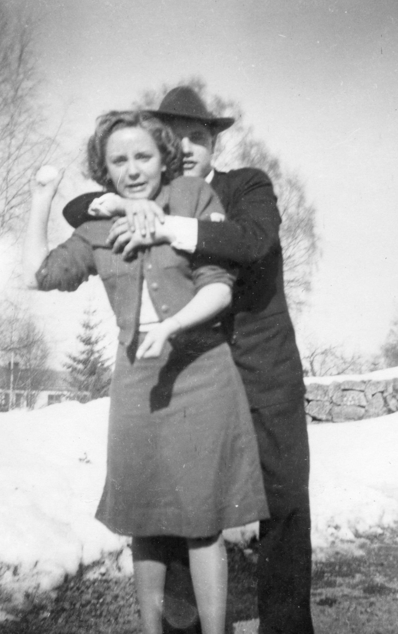Astrid och Olle
