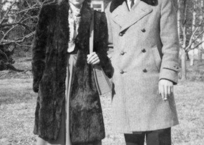 Margit och Bertil
