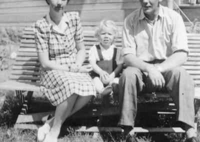 Stina, Hans och Karl