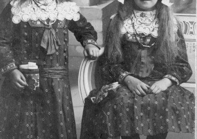 Anna och Signe