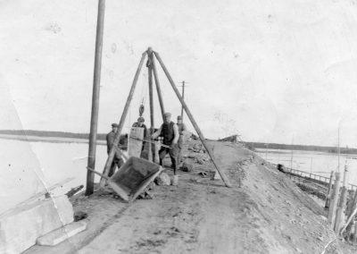 Bron mellan Gesunda och Sollerön