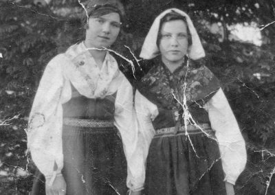 Två kvinnor sommaren 1927