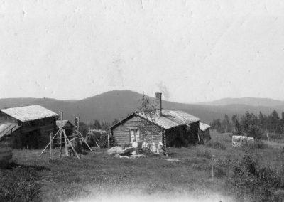 Lövberg juli 1932