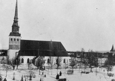 Mora kyrka