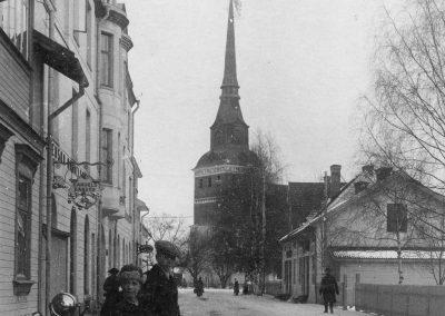 Kyrkogatan Mora