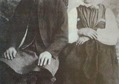Stolt Olof och fru