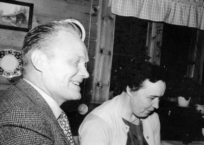 Lennart och Greta