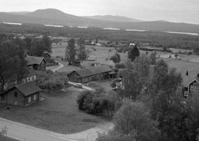 Utsikt från kyrktornet