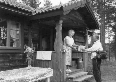 Lill-Anna Bälter 75 år