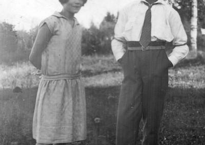 Karin och Erik