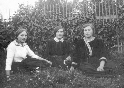 Selma, Anna och Maria