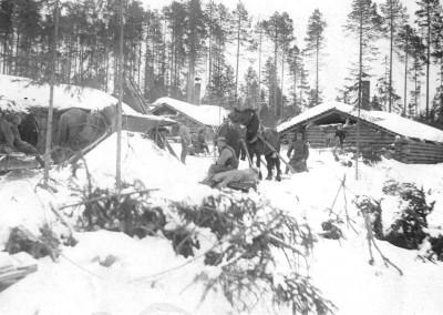 Hållen 1918