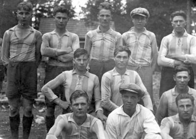S I F fotbollslag 1929